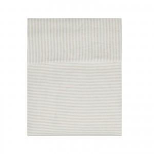 Vintage -Linen Striped...