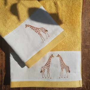 Jungle - Terry Towel Set...