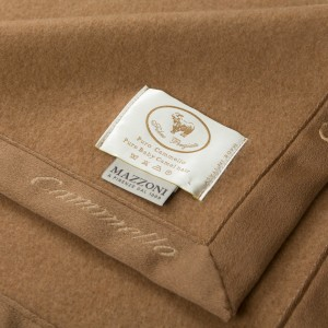 Timbuctu - Camel Hair Blanket
