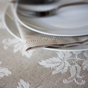 Edera - Jacquard Tablecloth...