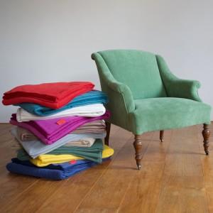 Rosso - Fleece Blanket
