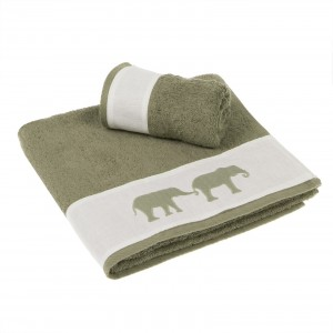Aisha-Terry Towel Set