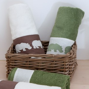 Hyppo - Terry Towel Set
