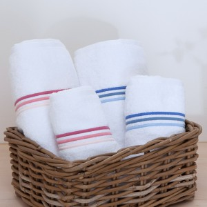 Tre Righe - Hand Towel and...